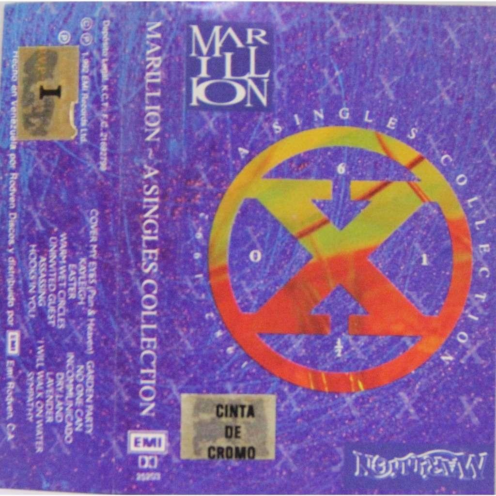 Marillion A single collection