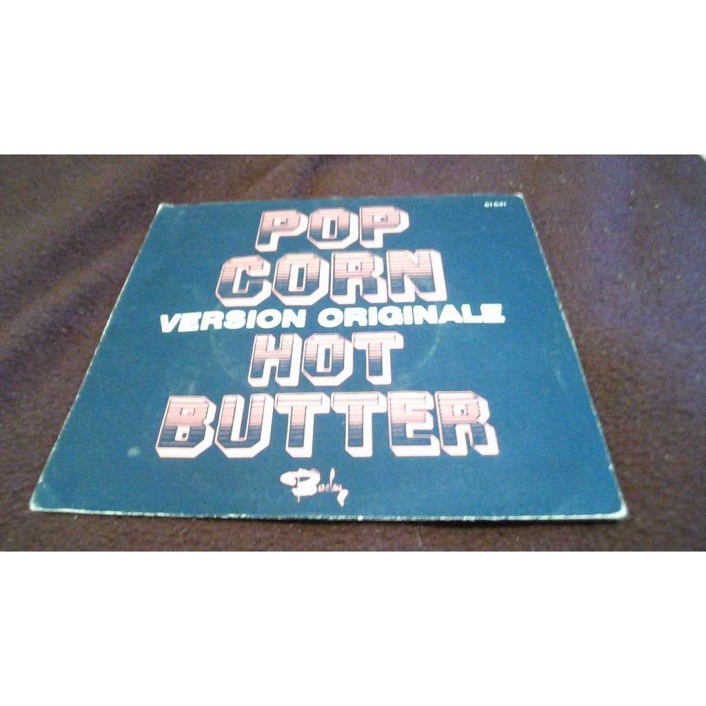 hot butter pop corn