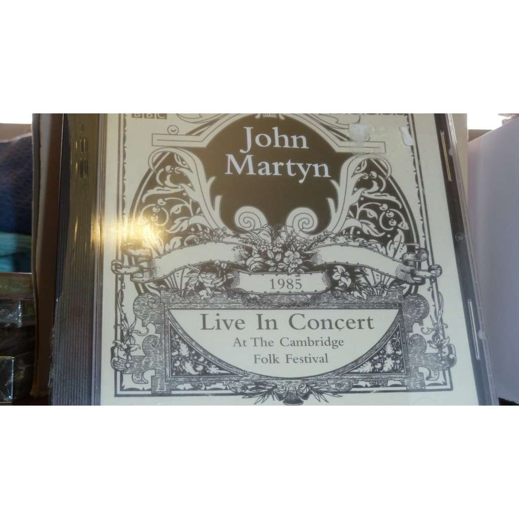 John Martyn Live In Concert At The Cambridge Folk Festival
