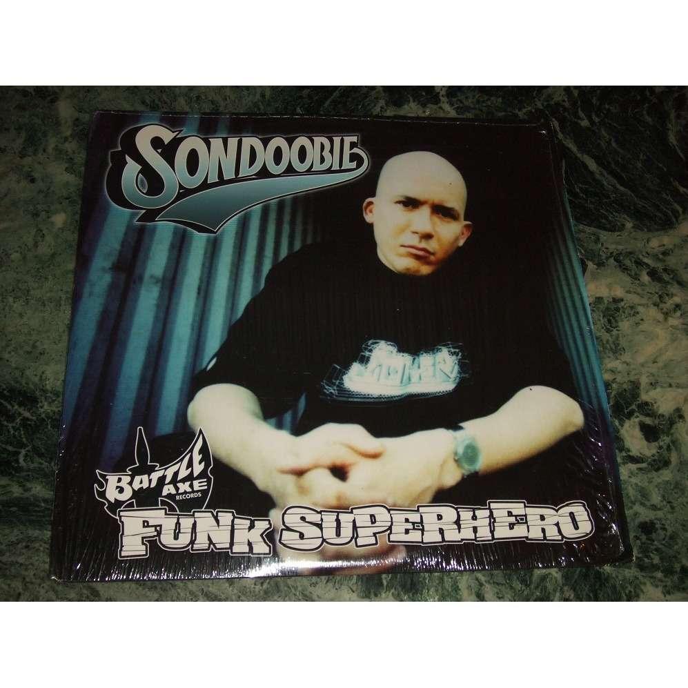 Sondoobie Funk Superhero