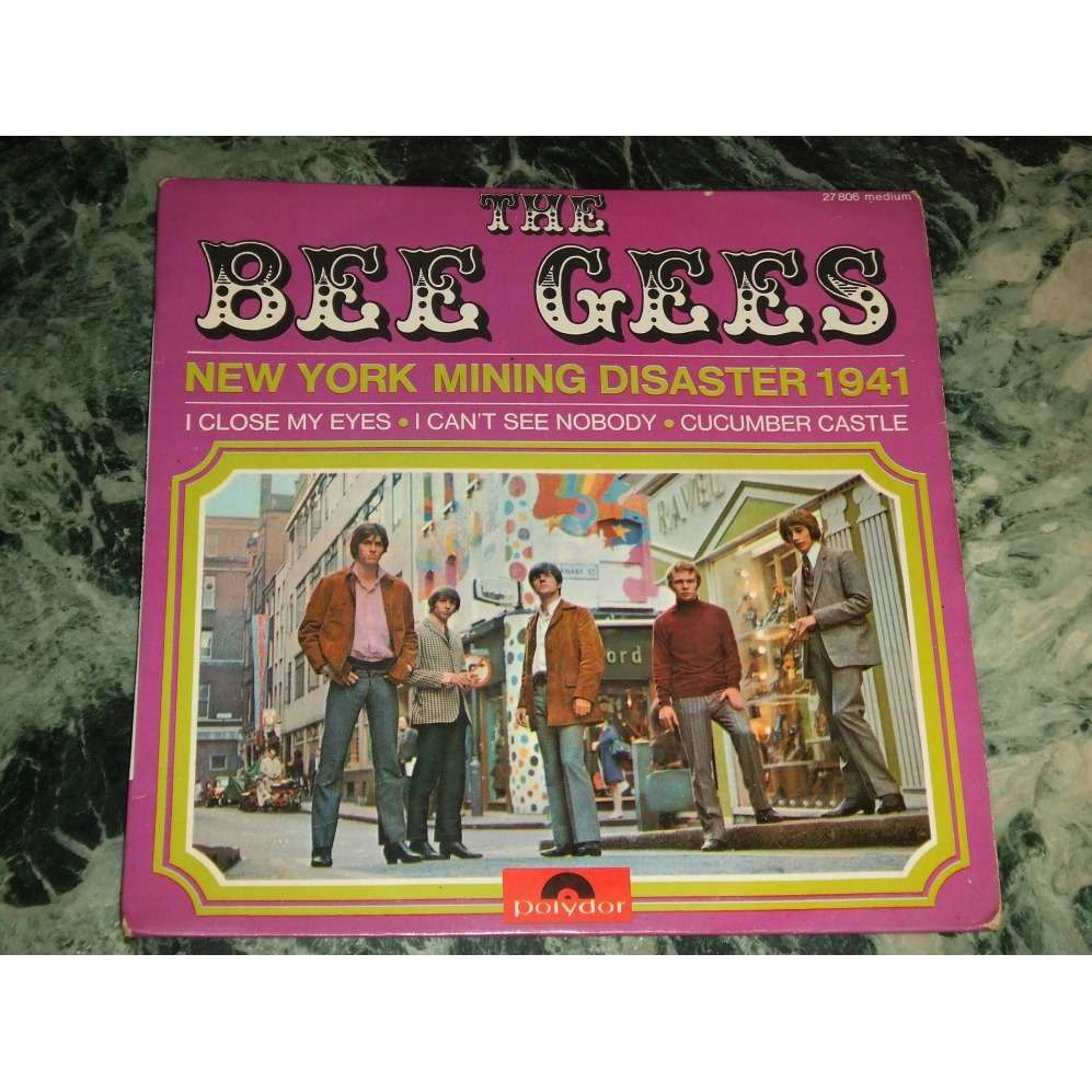 Bee Gees New-York Mining Disaster 1941 +3