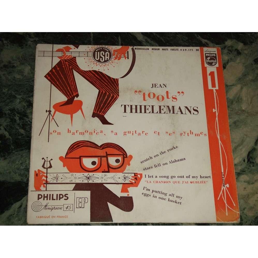 Jean 'Toots' Thielemans N° 1 - Son Harmonica, Sa Guitare Et Ses Rythmes