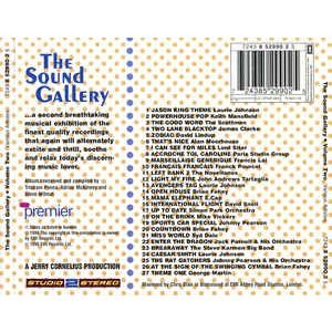 VARIOUS The Sound Gallery - Volume Two