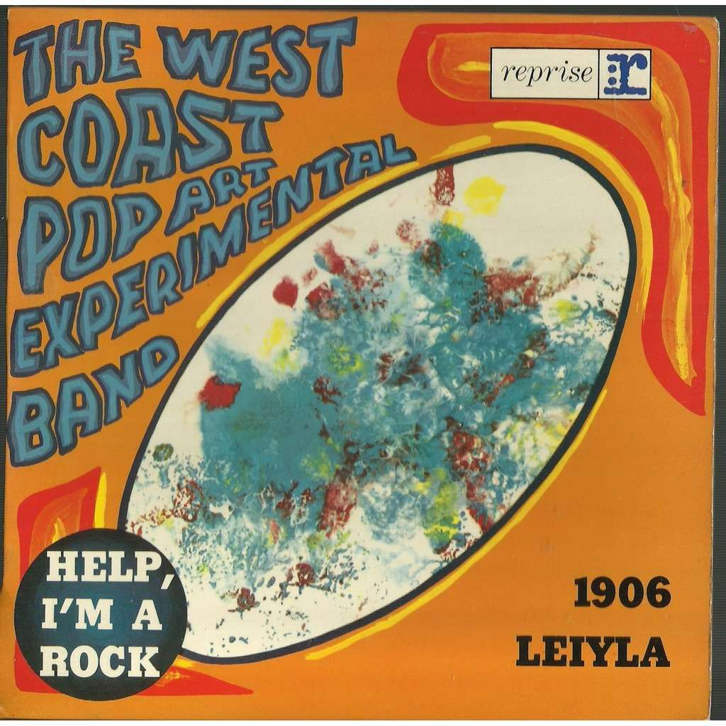 west coast pop art experimental band help i'm a rock
