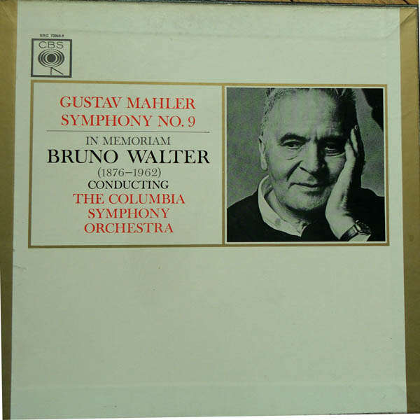 bruno walter columbia symphony orchestra Mahler : Symphony n°9