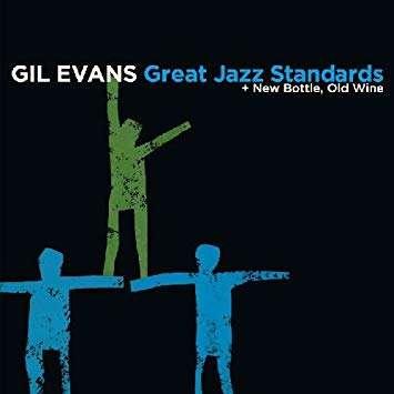 GIL EVANS GREAT JAZZ STANDARDS