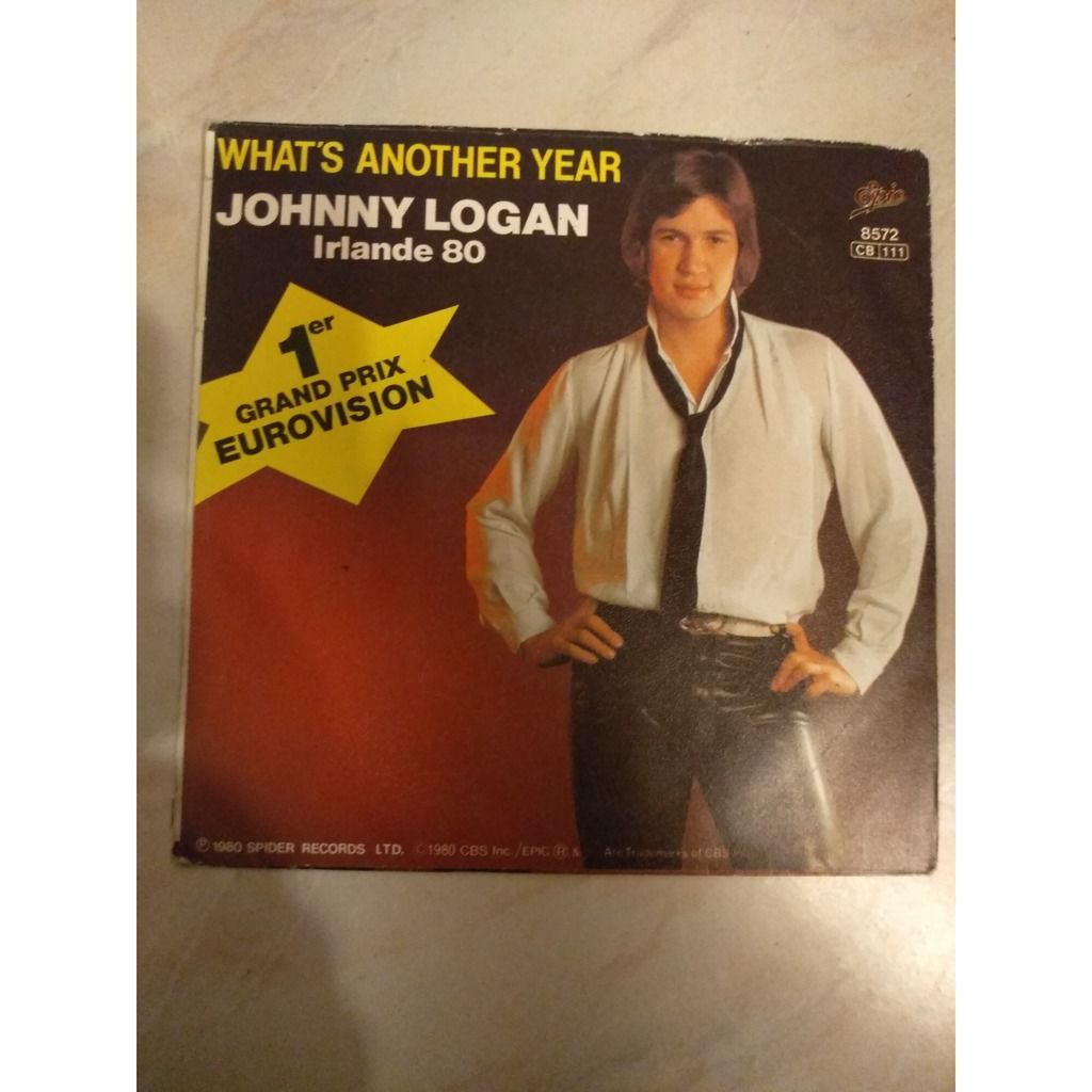 johnny logan what's another year