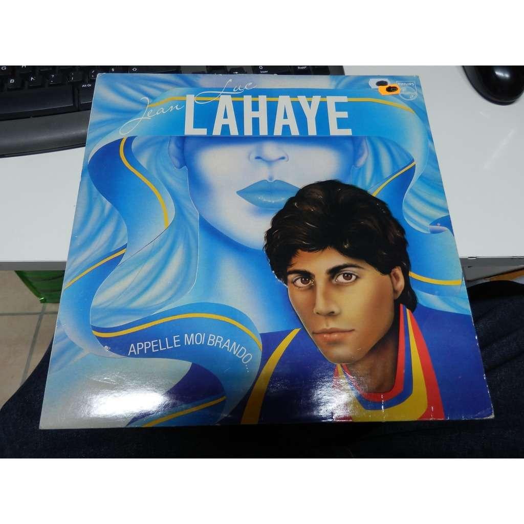 Jean-Luc Lahaye Appelle moi Brando
