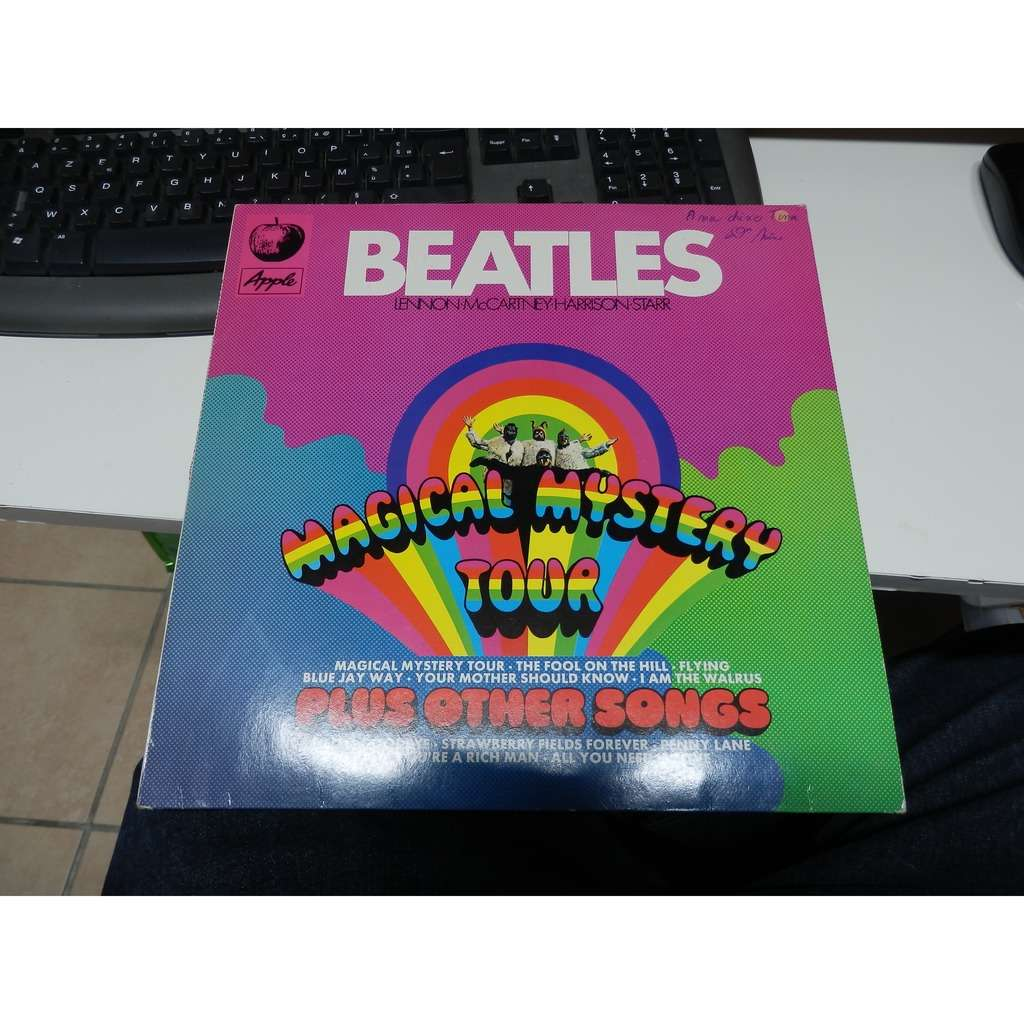 BEATLES Magical Mystery Tour Plus Other Songs