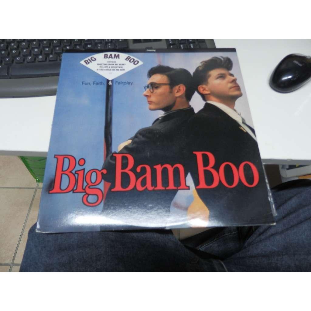 Big Bam Boo Fun, Faith, & Fairplay