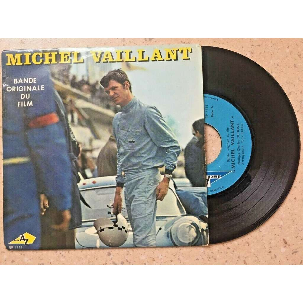 Charles DUMONT - ( ROMUALD ) MICHEL VAILLANT