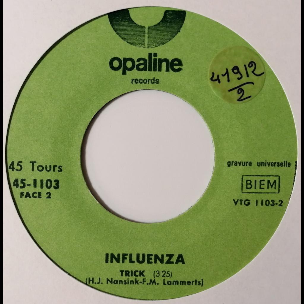 Influenza Astral Plane +1 (psych)