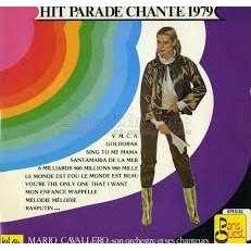 mario cavallero son orchestre et ses chanteurs Hit parade Chanté 1979 Spécial Grand Ouest (Goldorak)