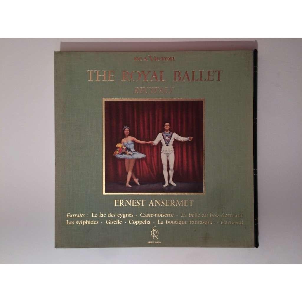 ernest ansermet royal opera house covent garden Royal Ballet Gala
