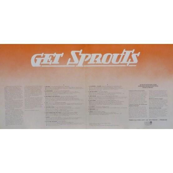 Various Get Sprouts Label: ASLK / CGER - GET 001