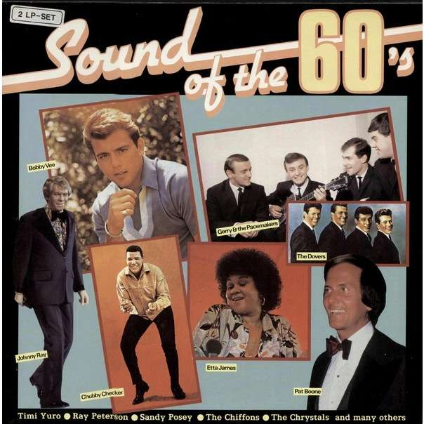 Various Sound Of The 60's