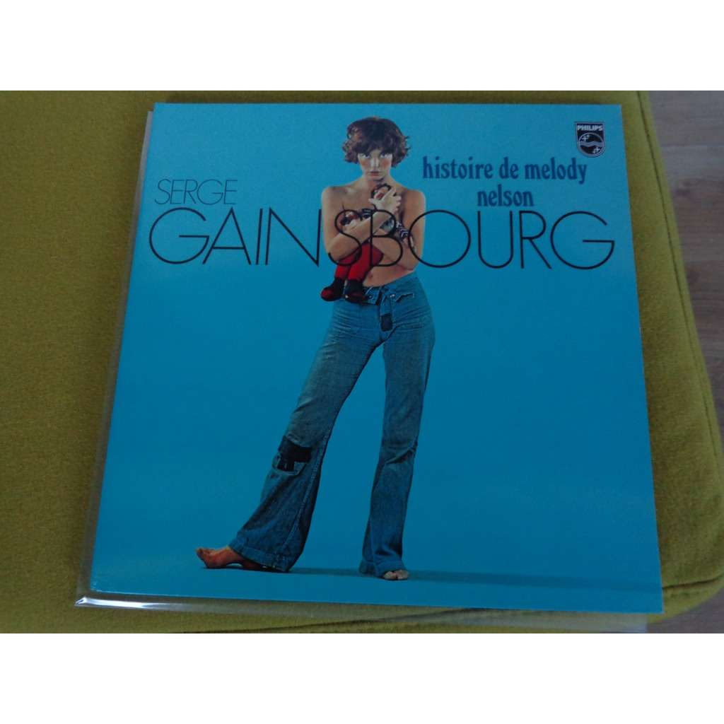 serge gainsbourg melody nelson