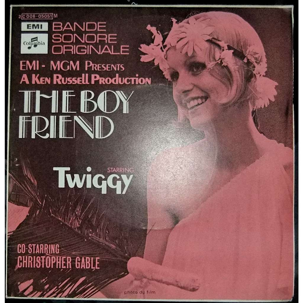 Twiggy The boy Friend