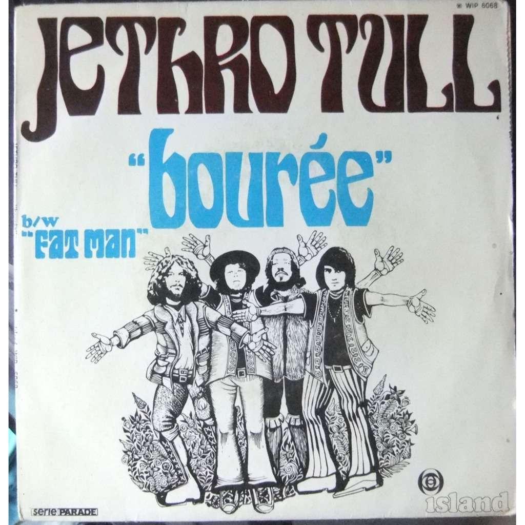 Jethro Tull Bourée