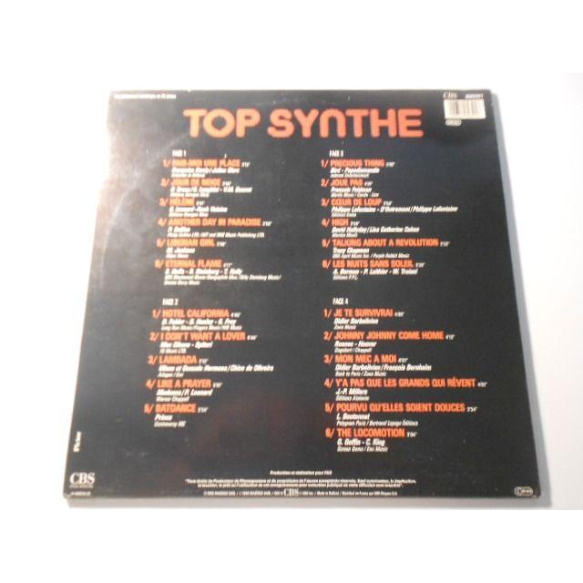 top synthe 23 titres enregistrements 32 pistes digital
