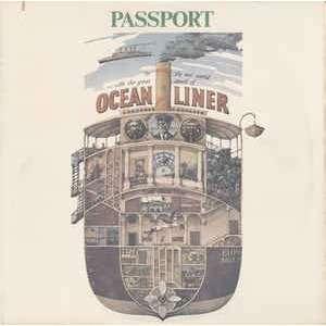 Passport - Oceanliner Passport - Oceanliner
