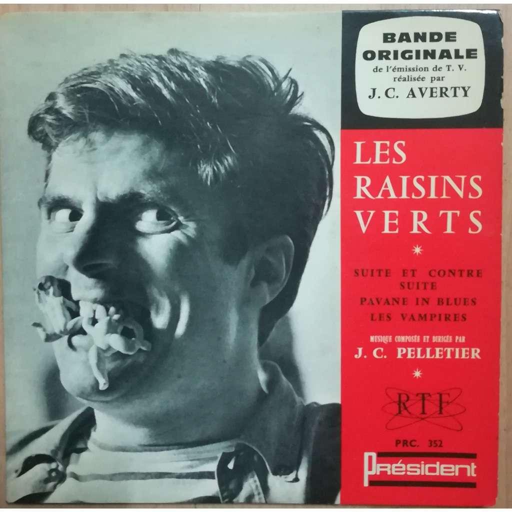 J C PELLETIER les raisins verts ( jean christophe averty )