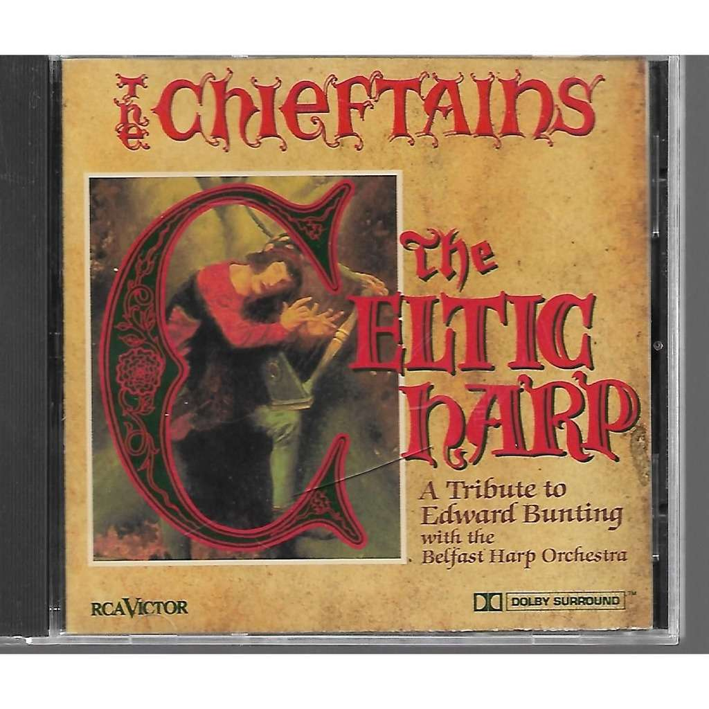The Chieftains The Celtic Harp