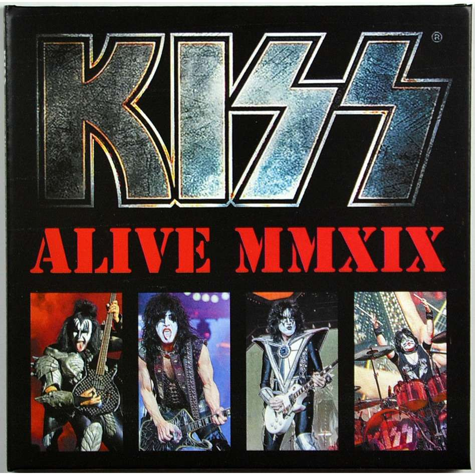 KISS Alive MMXIX Live In Hershey USA 2019 End Of The Road Tour 2CD
