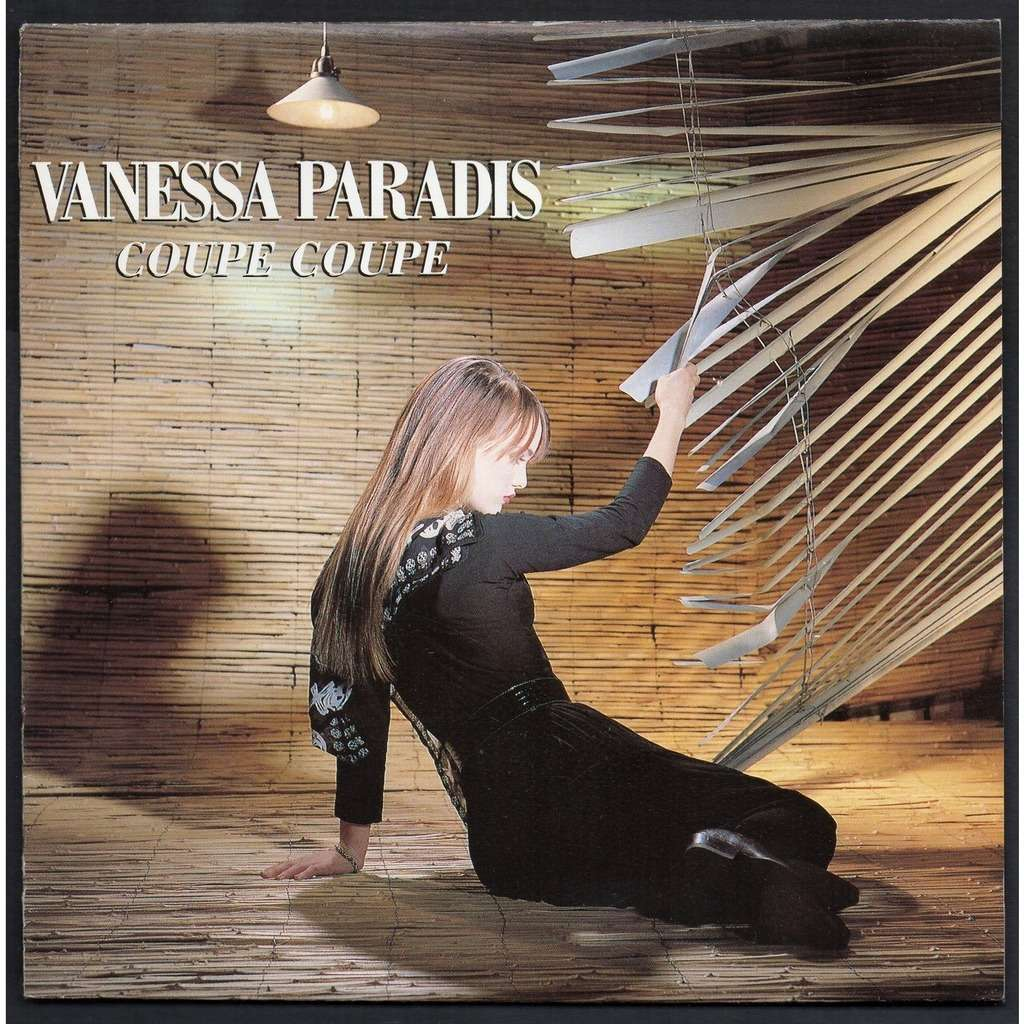 VANESSA PARADIS COUPE COUPE ( REMIX ) - SCARABEE ( REMIX )