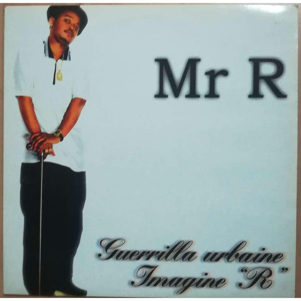 Mr R Guerilla urbaine - Imagine R