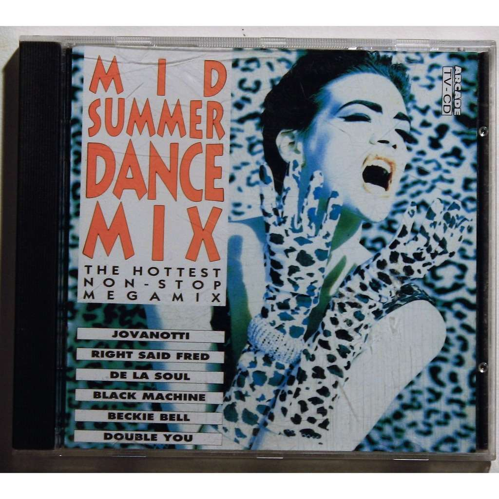 Various Mid Summer Dance Mix (The Hottest Non-Stop Megamix)
