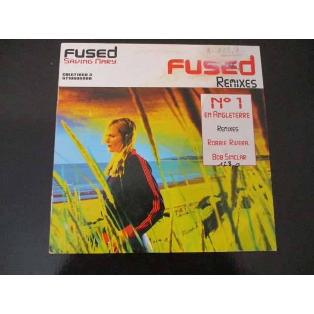 Fused Saving Mary Remixes