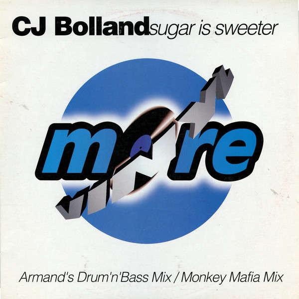 CJ BOLLAND Sugar Is Sweeter