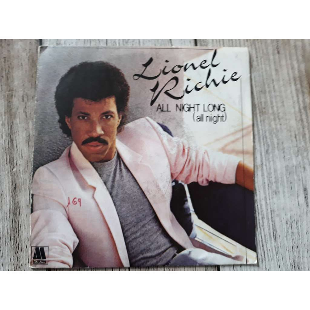 Lionel Richie - All Night Long (All Night) Wandering Stranger
