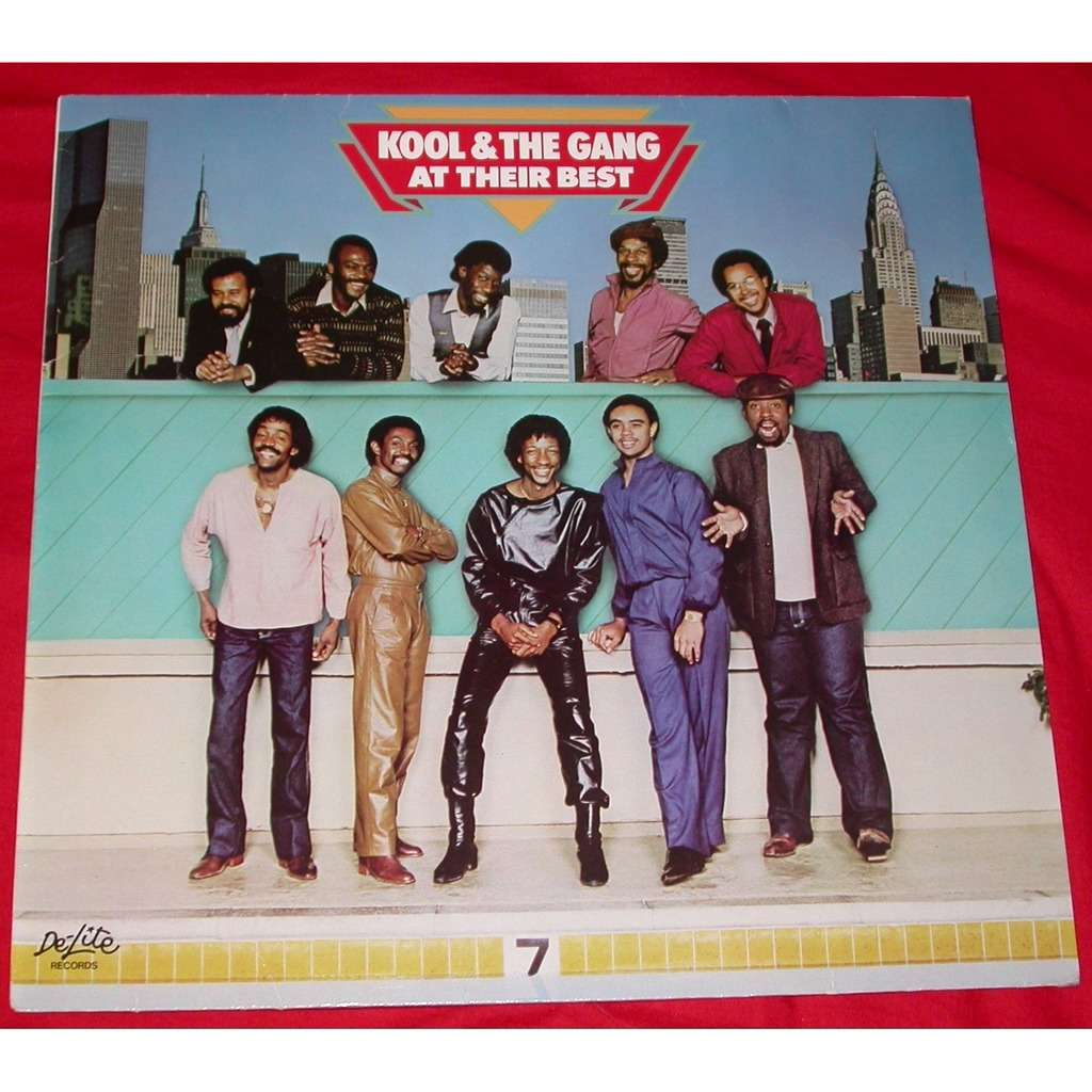 kool & the gang at their best