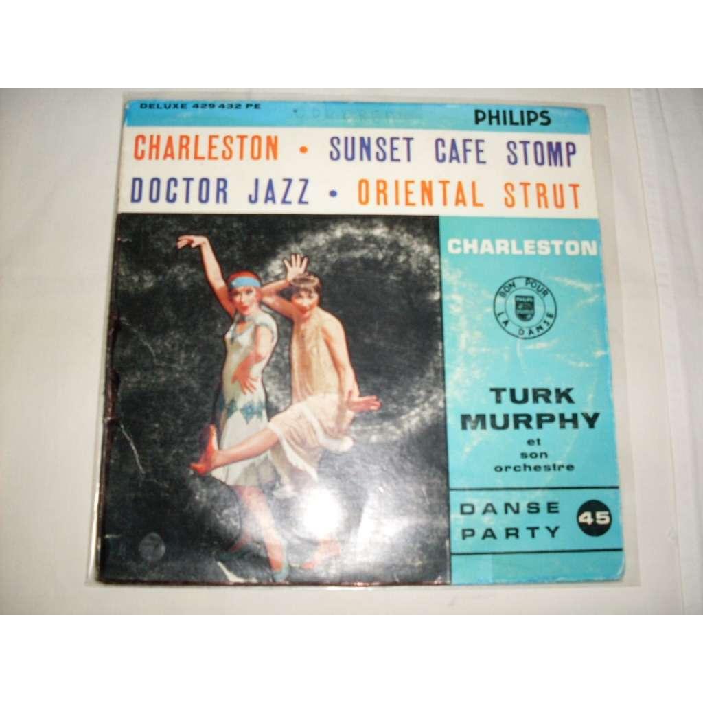 turk murphy et son orchestre Charleston