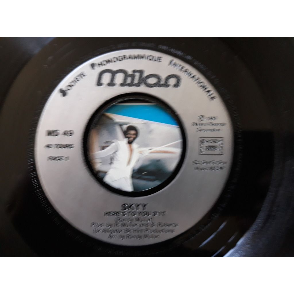 Skyy - Here's To You / Superlove (7) Skyy - Here's To You / Superlove (7)