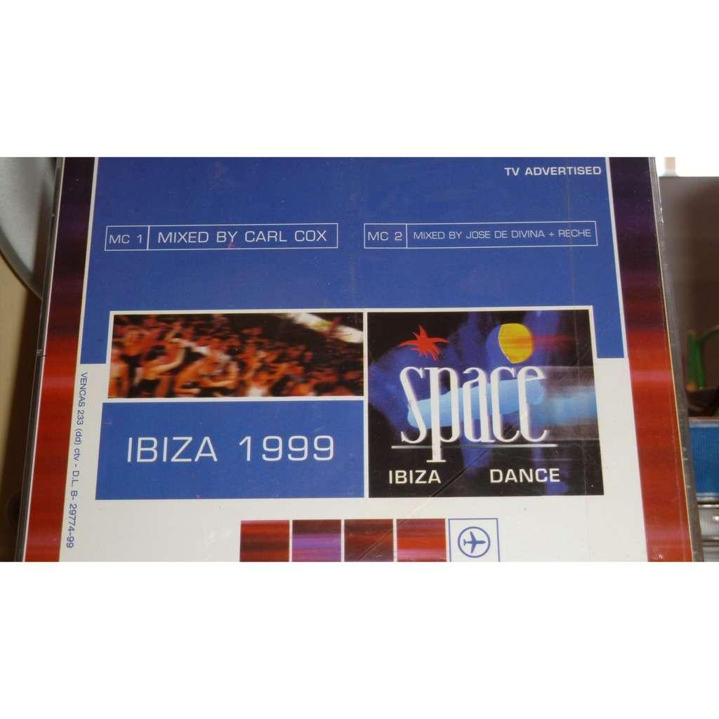 Various Space Ibiza Dance 1999