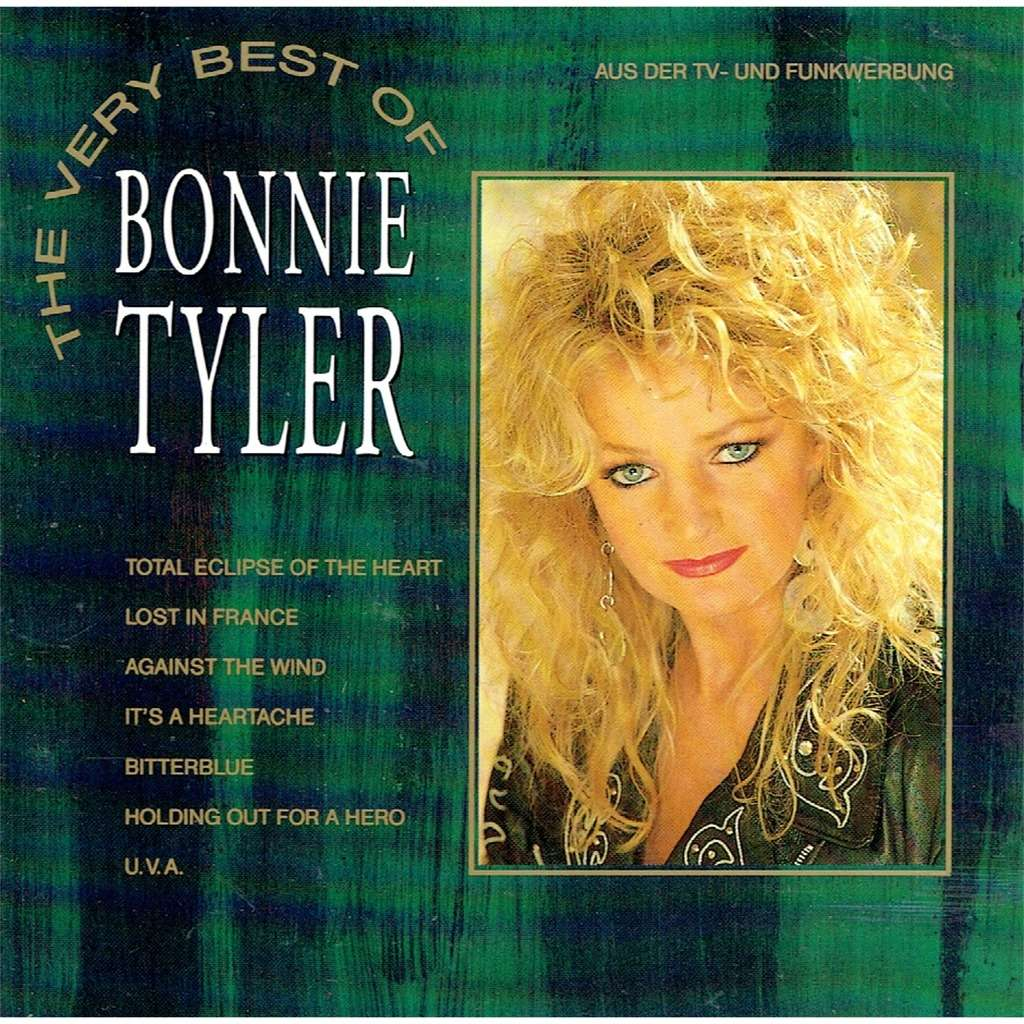 bonnie tyler The very best of
