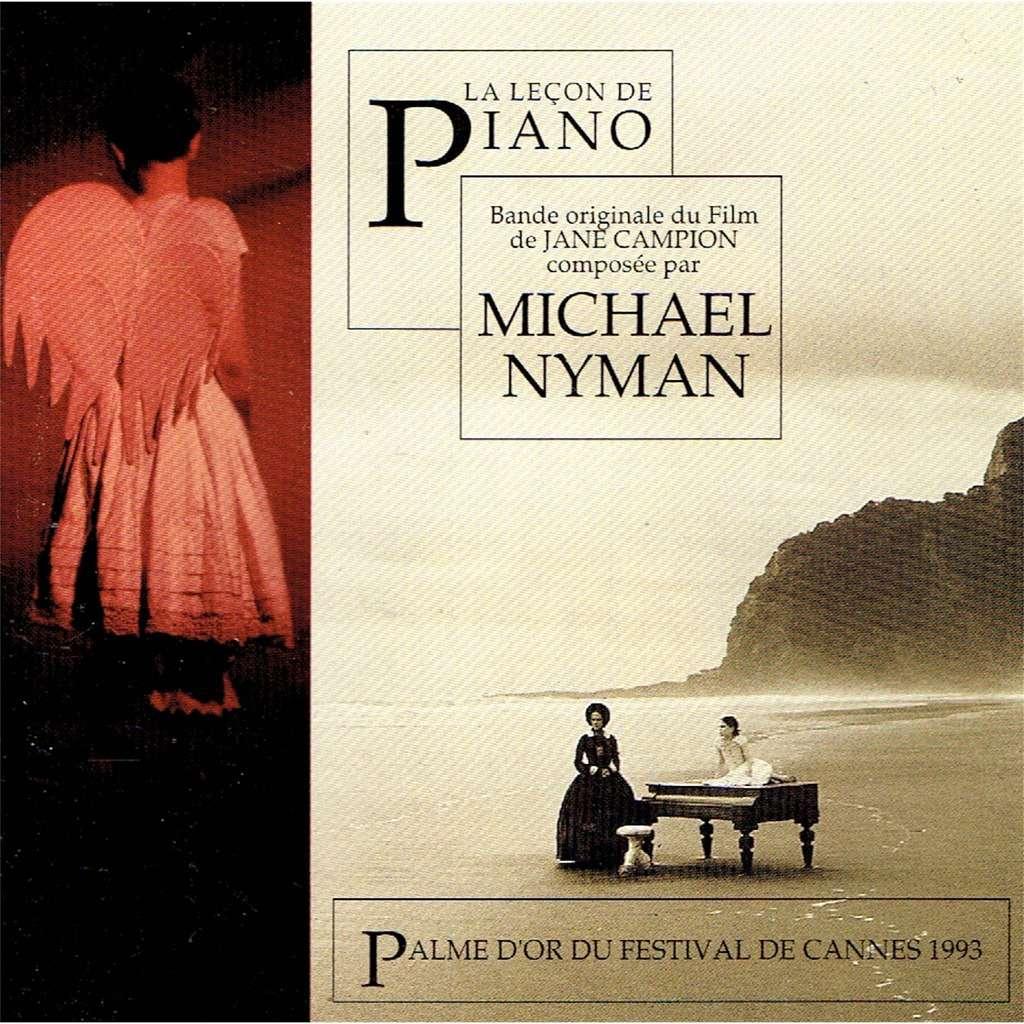 michael nyman La leçon de piano