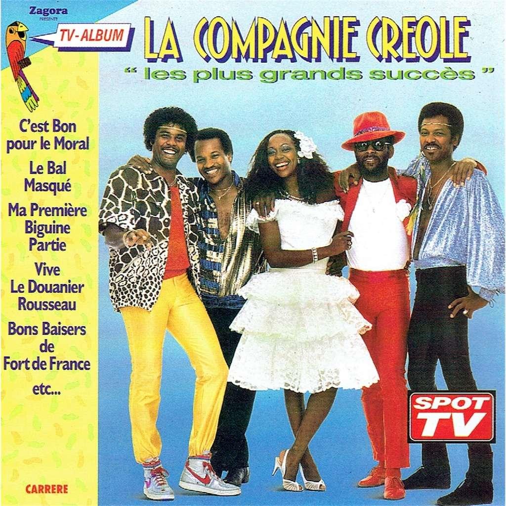 la compagnie creole Les plus grands succès
