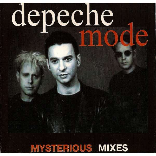 DEPECHE MODE Mysterious Mixes