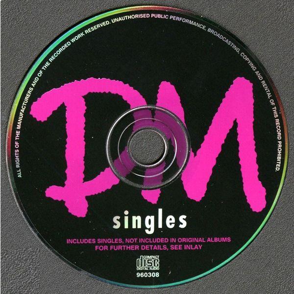 Depeche Mode Singles