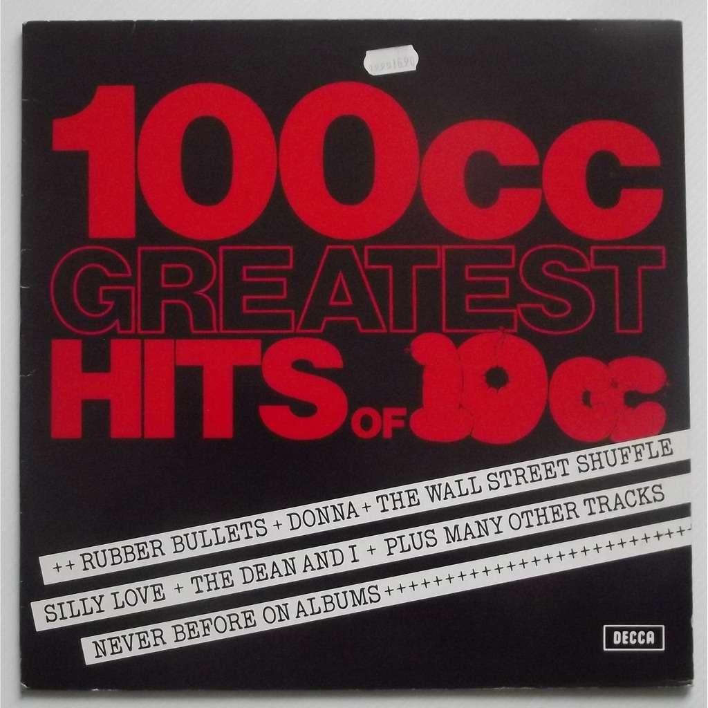 10cc 100cc - greatest hits of 10cc