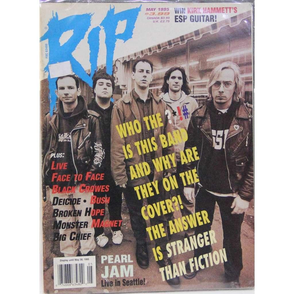 Rip Mayo 1995