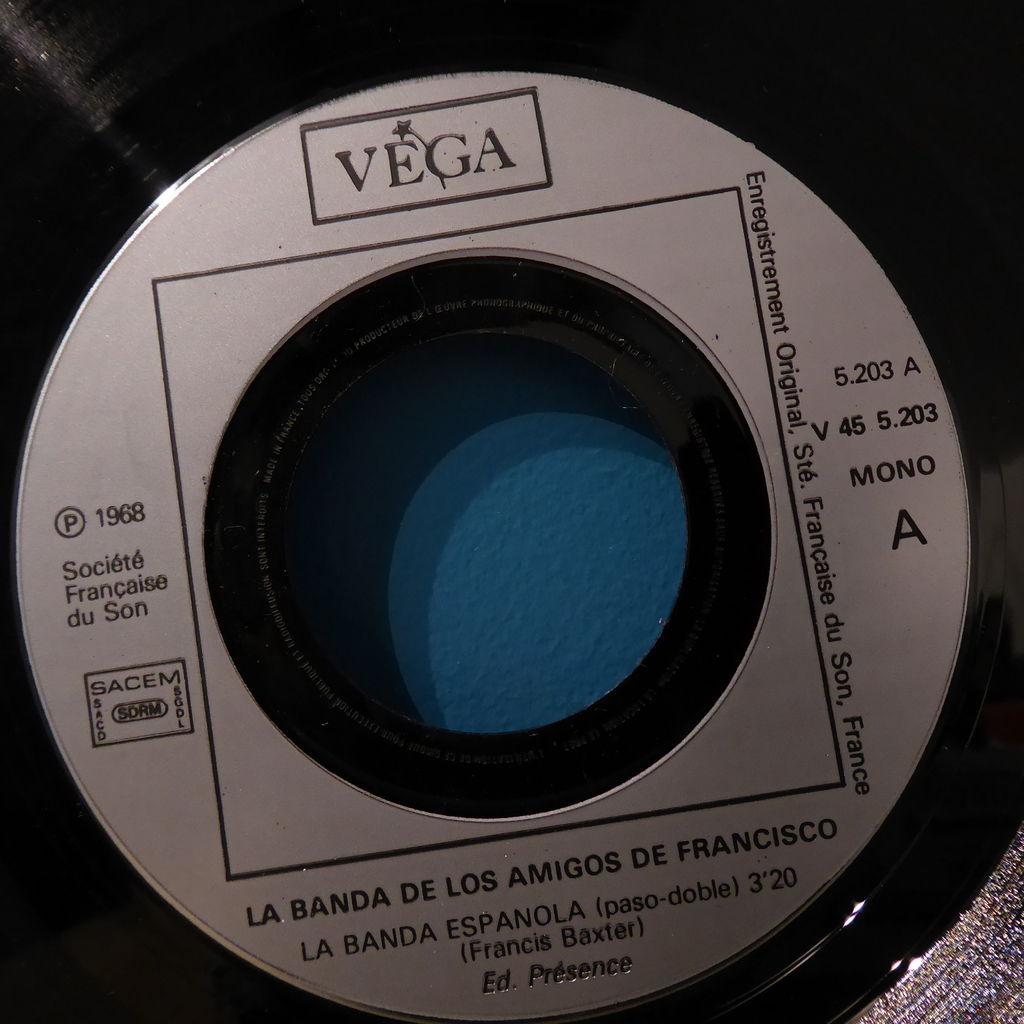 La Banda De Los Amigos de Francisco La banda espanola + Bueno cortado
