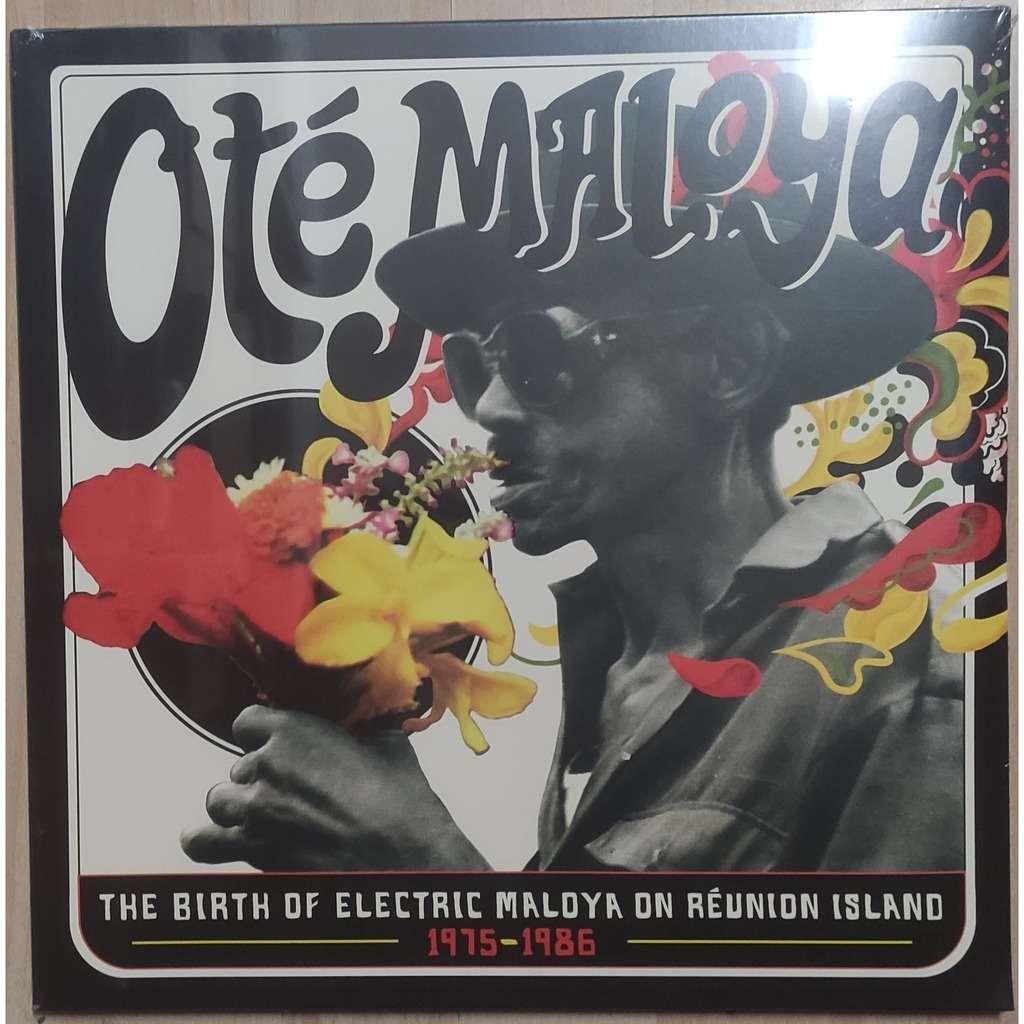 oté maloya (various) maloya on réunion island 1975-1986