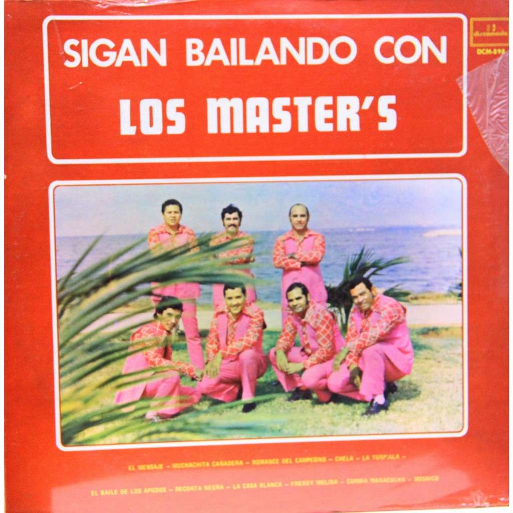 Los Masters Sigan bailando con