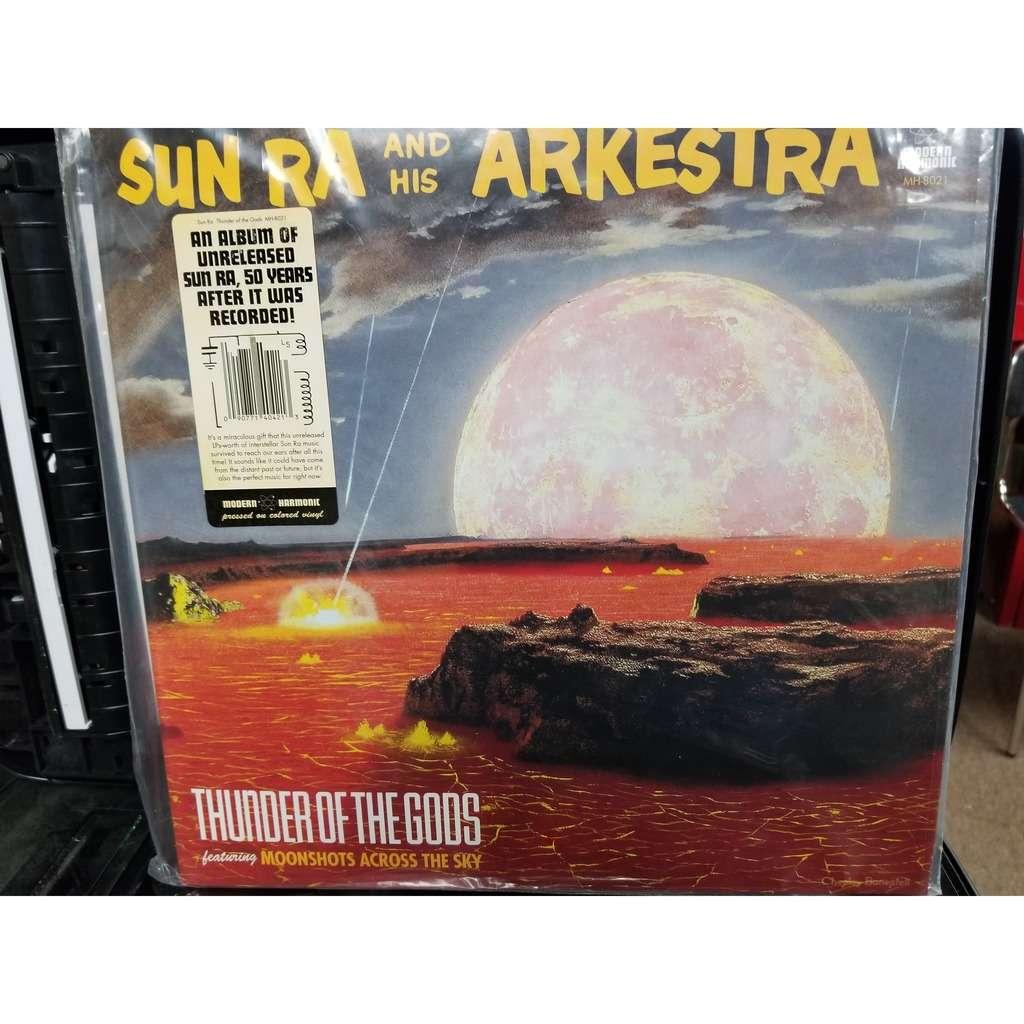 Sun Ra And His Arkestra Thunder Of The Gods