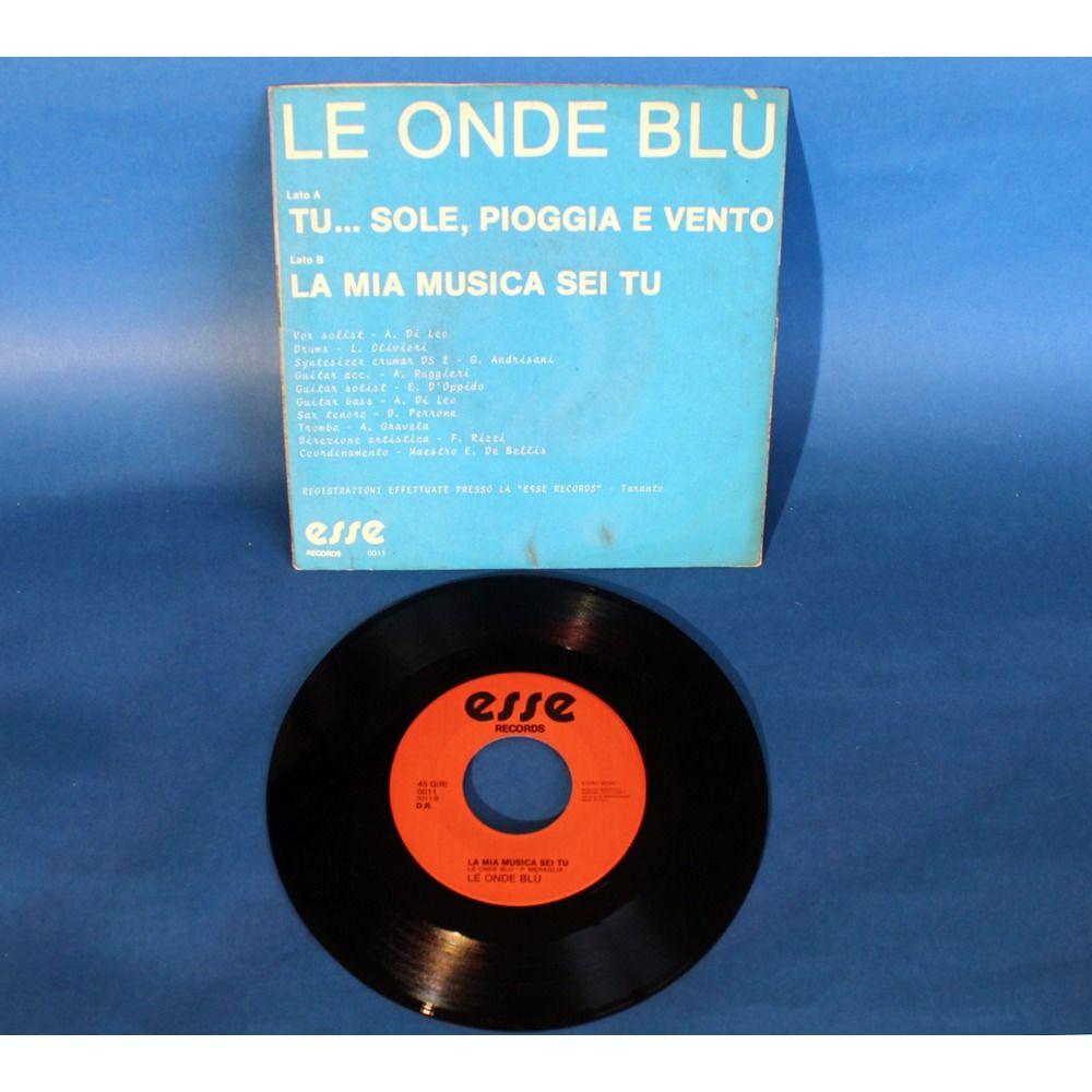 Le Onde Blu Tu... Sole, Pioggia E Vento